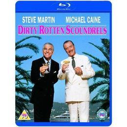 Dirty Rotten Scoundrels [Blu-ray] [1988]